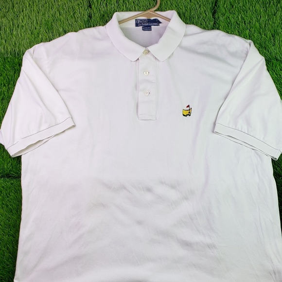"Polo by Ralph Lauren Other - Polo Ralph Lauren ""The Masters"" Embroidered Polo"